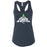 CrossFit Forest - 100 - May the Forest Be With You - Next Level - Women's Ideal Racerback Tank