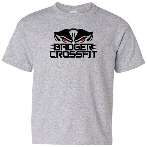 Badger CrossFit - 100 - Standard - Gildan - Heavy Cotton Youth T-Shirt