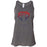 CrossFit Bound - 100 - Cobra Gradient - Bella + Canvas - Women's Flowy Racerback Tank