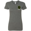 Warriorz CrossFit - 100 - Pocket Size - Bella + Canvas - Women's The Favorite Tee