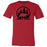 CrossFit Oakdale - 100 - Calibear Black - Bella + Canvas - Unisex Short Sleeve Jersey Tee