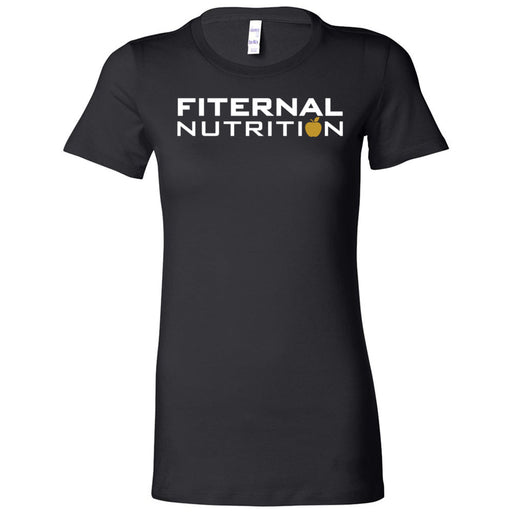 Fiternal CrossFit - 200 - Nutrition - Bella + Canvas - Women's The Favorite Tee