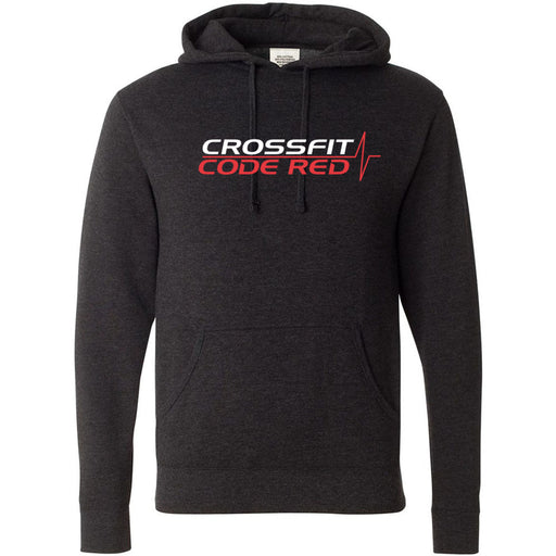 CrossFit Code Red - 100 - Standard - Independent - Hooded Pullover Sweatshirt