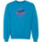 CrossFit Skyway - 100 - Miami Blue - Gildan - Heavy Blend Crewneck Sweatshirt