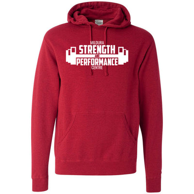 CrossFit Mildura - 100 - Strength & Performance - Independent - Hooded Pullover Sweatshirt