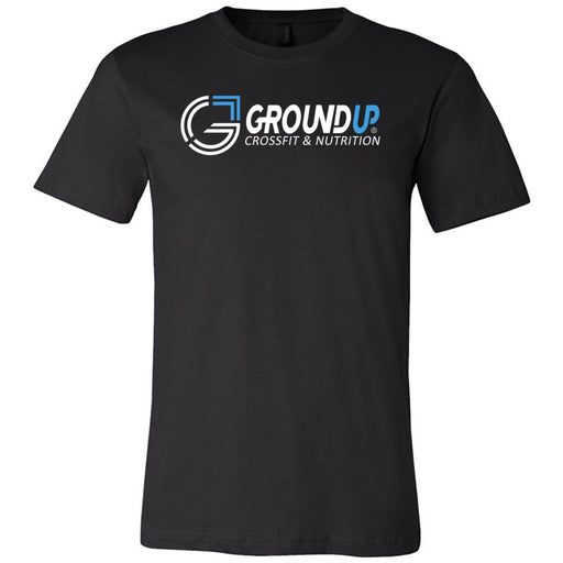 CrossFit Ground Up - 100 - Standard - Bella + Canvas - Unisex Short Sleeve Jersey Tee