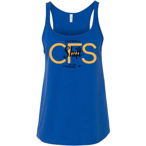 CrossFit Shift - 100 - UU1 - Bella + Canvas - Women's Relaxed Jersey Tank