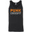 Punk CrossFit - 100 - Stacked - Bella + Canvas - Men's Jersey Tank