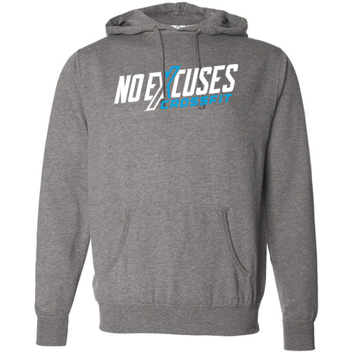No Excuses CrossFit - 100 - Standard - Independent - Hooded Pullover Sweatshirt