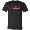 Kitsap CrossFit - 100 - Standard - Bella + Canvas - Men's Short Sleeve Jersey Tee