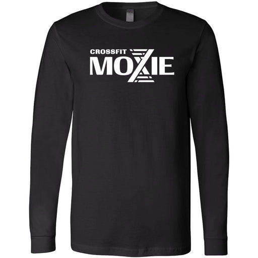 CF Moxie - 202 - Coach - Bella + Canvas 3501 - Men's Long Sleeve Jersey Tee