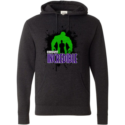 CrossFit Incredible - 100 - Standard - Independent - Hooded Pullover Sweatshirt