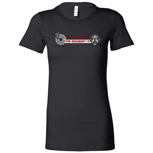 3 Star CrossFit - 100 - Mr. Rowboato - Bella + Canvas - Women's The Favorite Tee