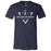 Atlas CrossFit - 100 - Crest - Bella + Canvas - Men's Short Sleeve V-Neck Jersey Tee