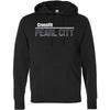 CrossFit Oahu - 201 - Pearl City Gray - Independent - Hooded Pullover Sweatshirt