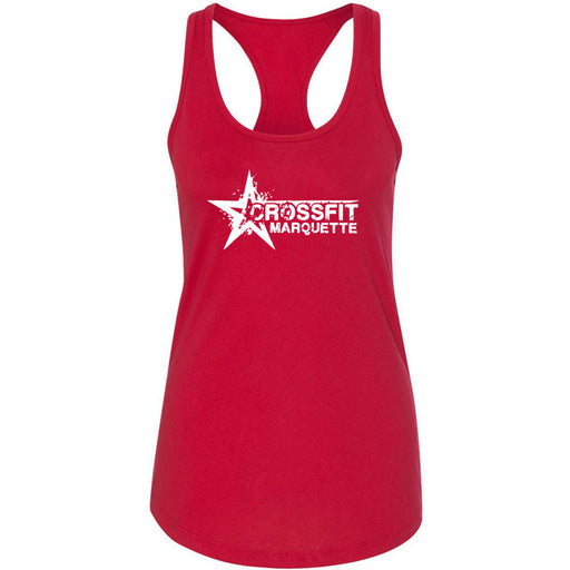 CrossFit Marquette - 100 - Next Level - Women's Ideal Racerback Tank