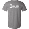 CrossFit Solon - 200 - #SweatNSolon - Bella + Canvas - Men's Short Sleeve Jersey Tee