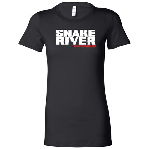 Snake River CrossFit - 200 - Outlaw  - Bella + Canvas - Women's The Favorite Tee