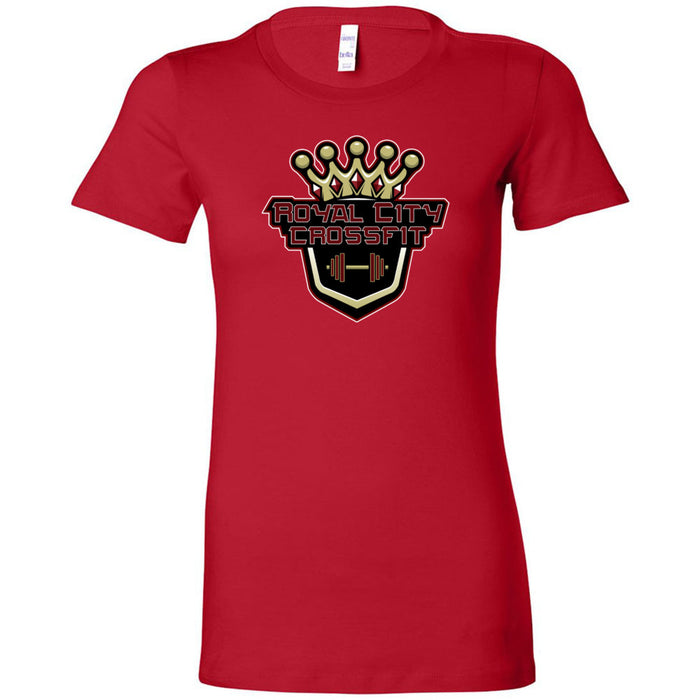 Royal City CrossFit - 100 - Standard - Bella + Canvas - Women's The Favorite Tee