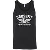 CrossFit Brigade - 100 - Standard - Bella + Canvas - Men's Jersey Tank