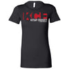 Kitsap CrossFit - 100 - Standard - Bella + Canvas - Women's The Favorite Tee