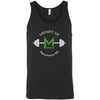 CrossFit 235 - 100 - Barbell - Bella + Canvas - Men's Jersey Tank