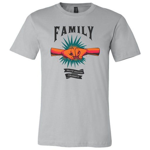 Brave Enough CrossFit - 100 - Family - Bella + Canvas - Men's Short Sleeve Jersey Tee