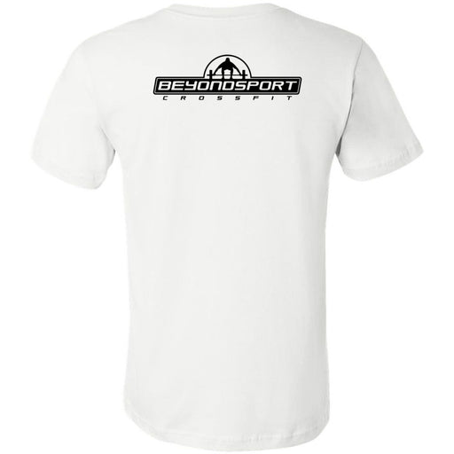 CrossFit Beyond Sport - 200 - KFL - Bella + Canvas - Men's Short Sleeve Jersey Tee