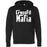 CrossFit Mafia - 100 - Stacked - Independent - Hooded Pullover Sweatshirt