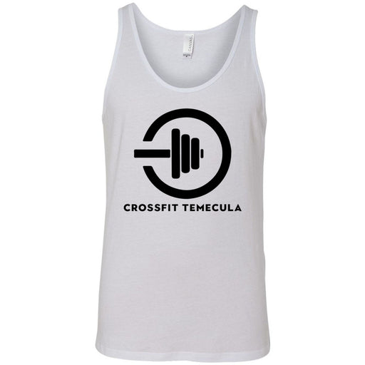 CrossFit Temecula - 100 - One Color - Bella + Canvas - Men's Jersey Tank