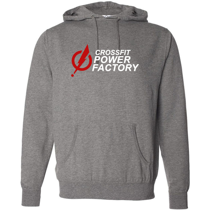 CrossFit Power Factory - Standard - Independent - Hooded Pullover Sweatshirt