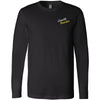 CrossFit Bearden - 202 - Cursive - Bella + Canvas 3501 - Men's Long Sleeve Jersey Tee