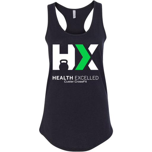 Custer CrossFit - 100 - Standard - Next Level - Women's Ideal Racerback Tank