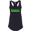 Elemental CrossFit - 100 - Standard - Next Level - Women's Ideal Racerback Tank