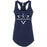 Atlas CrossFit - 100 - Crest - Next Level - Women's Ideal Racerback Tank