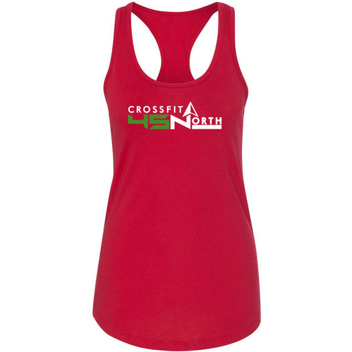 CrossFit 45 North - 100 - Standard - Next Level - Women's Ideal Racerback Tank