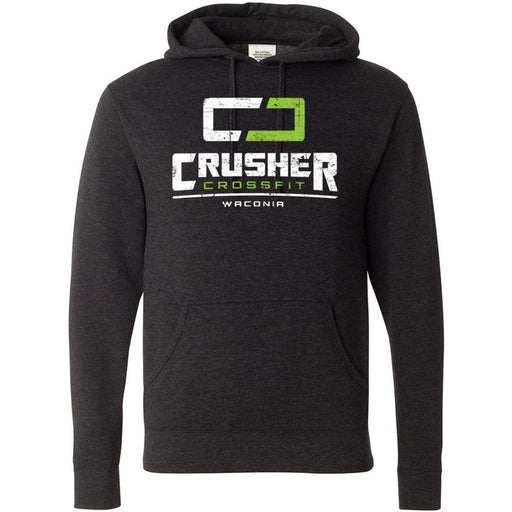 Crusher CrossFit - 100 - Standard - Independent - Hooded Pullover Sweatshirt