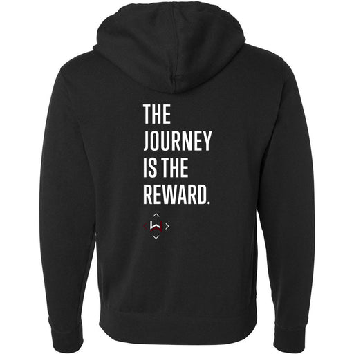 CrossFit West Des Moines - 201 - Journey - Independent - Hooded Pullover Sweatshirt