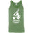CrossFit Tinman - 100 - Standard - Bella + Canvas - Men's Jersey Tank