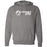 CrossFit 646 - 100 - One Color - Independent - Hooded Pullover Sweatshirt