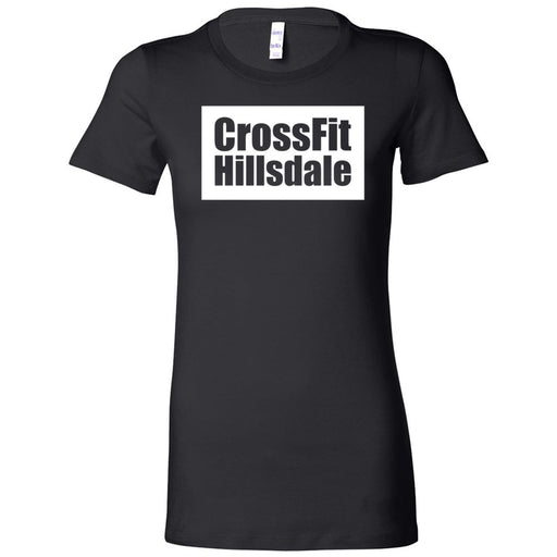 CrossFit Hillsdale - 100 - Standard - Bella + Canvas - Women's The Favorite Tee
