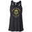CrossFit Pittsburgh - 100 - Crest One Color - Bella + Canvas - Women's Flowy Racerback Tank
