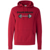 CrossFit Hillsdale - 100 - Barbell - Independent - Hooded Pullover Sweatshirt