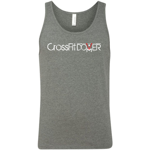 CrossFIt Dover - 100 - Dover - Bella + Canvas - Men's Jersey Tank
