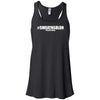 CrossFit Solon - 100 - #SweatNSolon - Bella + Canvas - Women's Flowy Racerback Tank