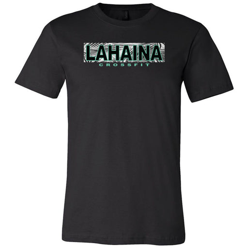 Lahaina CrossFit - 100 - Hawaii Teal - Bella + Canvas - Men's Short Sleeve Jersey Tee