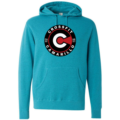 CrossFit Camarillo - 100 - Standard - Independent - Hooded Pullover Sweatshirt