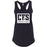 CrossFit Sage - 100 - One Color - Next Level - Women's Ideal Racerback Tank