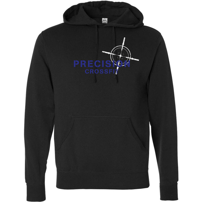 Precision CrossFit - 201 - Precision - Independent - Hooded Pullover Sweatshirt