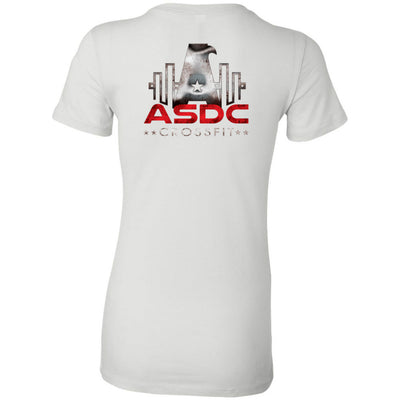 ASDC CrossFit - 200 - So Strong - Bella + Canvas - Women's The Favorite Tee